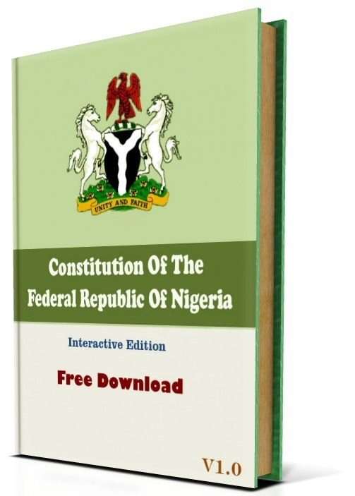 Nigerian Constitution Download