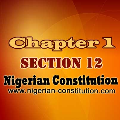 Chapter 1 Section 12