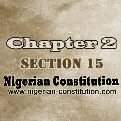 Chapter 2 Section 15