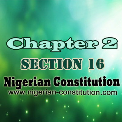 Chapter 2 Section 16