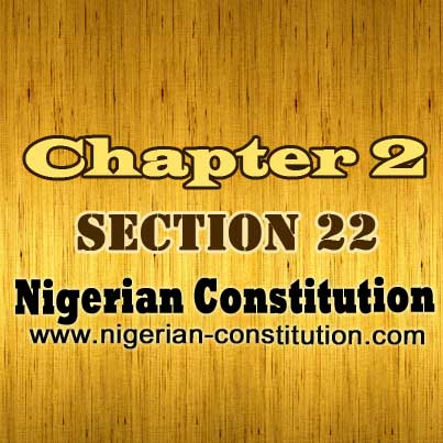 Chapter 2 Section 22