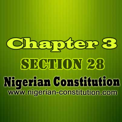 Chapter 3 Section 28