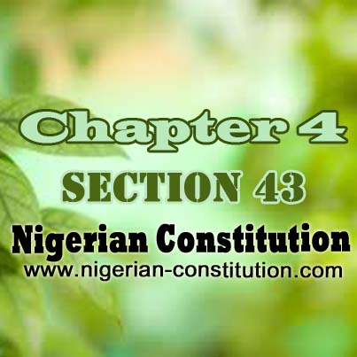 Chapter 4 Section 43