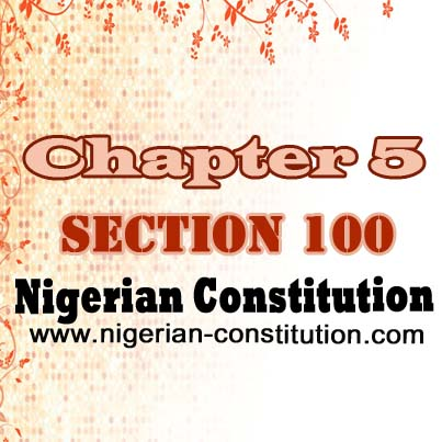 Chapter 5 Section 100