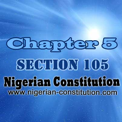 Chapter 5 Section 105