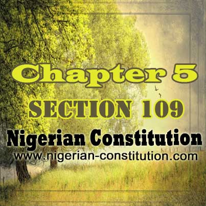 Chapter 5 Section 109