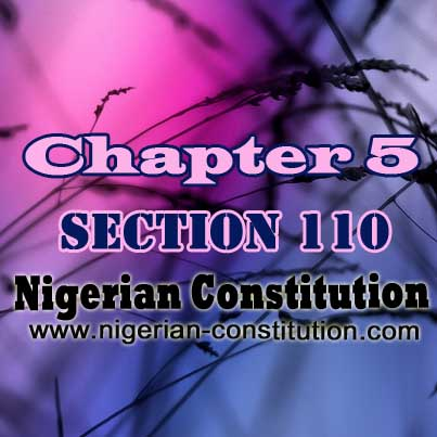 Chapter 5 Section 110