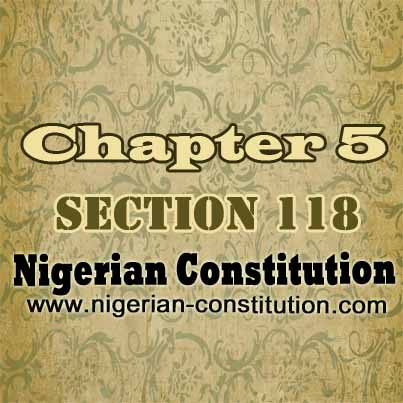 Chapter 5 Section 118