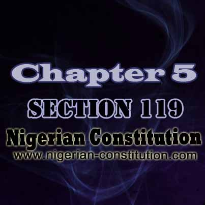 Chapter 5 Section 119
