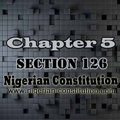Chapter 5 Section 126
