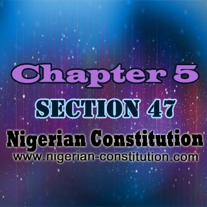 Chapter 5 Section 47