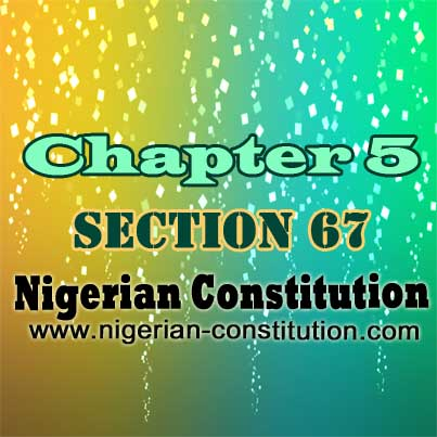 Chapter 5 Section 67