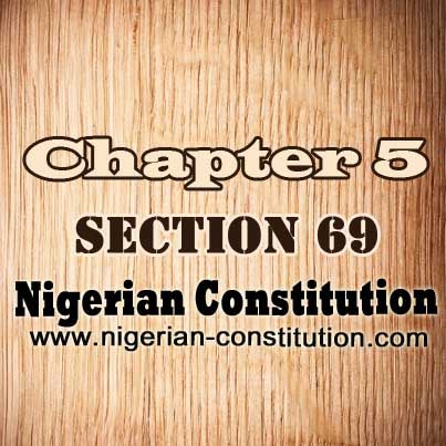 Chapter 5 Section 69