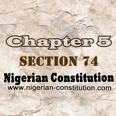 Chapter 5 Section 74