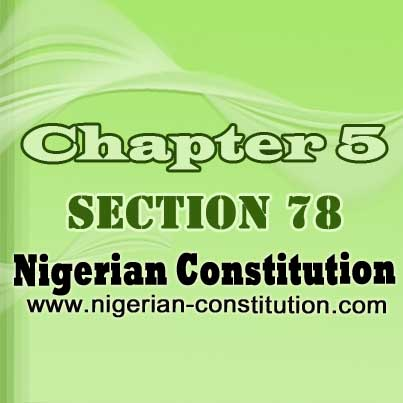 Chapter 5 Section 78