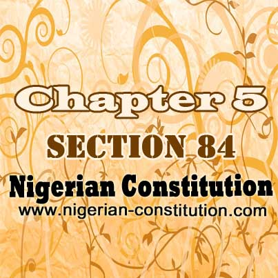 Chapter 5 Section 84