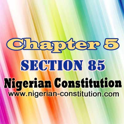Chapter 5 Section 85