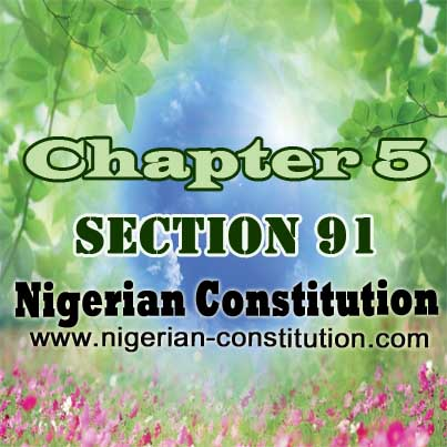 Chapter 5 Section 91