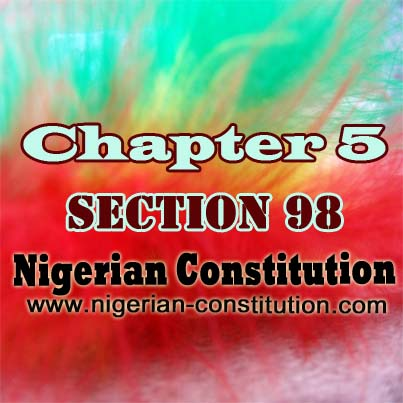 Chapter 5 Section 98