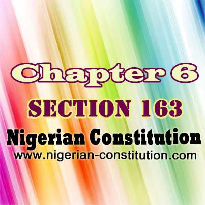 Chapter 6 Section 163