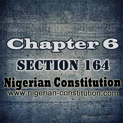 Chapter 6 Section 164
