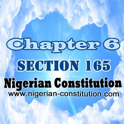 Chapter 6 Section 165