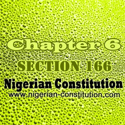 Chapter 6 Section 166
