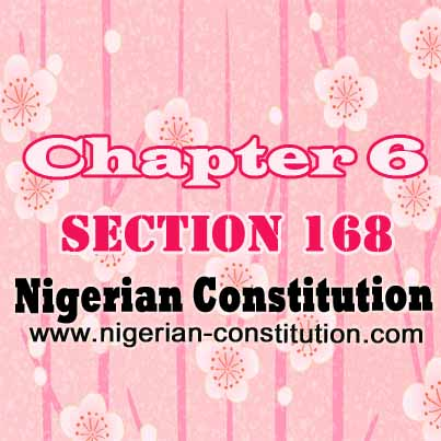 Chapter 6 Section 168