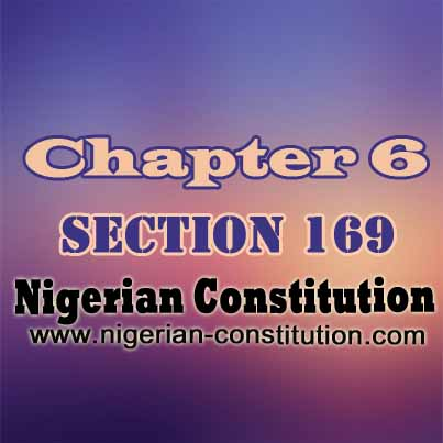 Chapter 6 Section 169