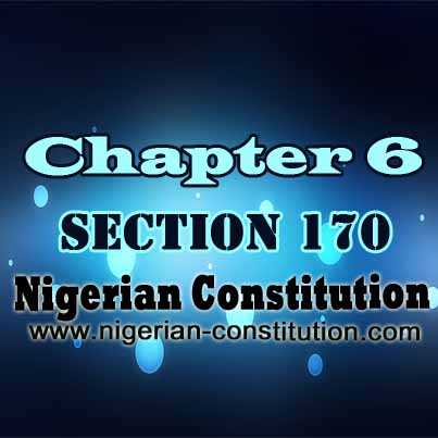 Chapter 6 Section 170