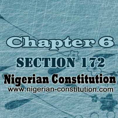 Chapter 6 Section 172