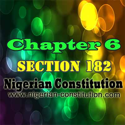 Chapter 6 Section 182