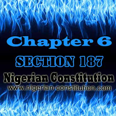 Chapter 6 Section 187