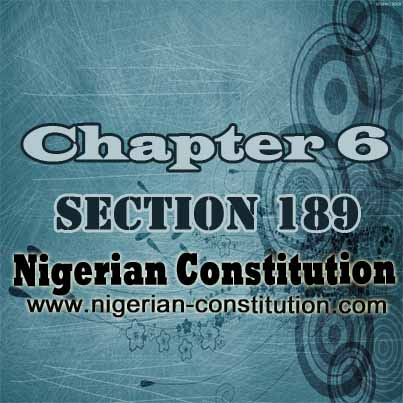 Chapter 6 Section 189