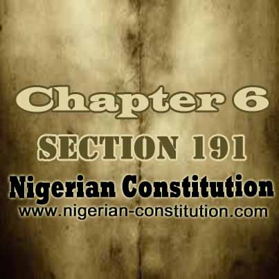Chapter 6 Section 191