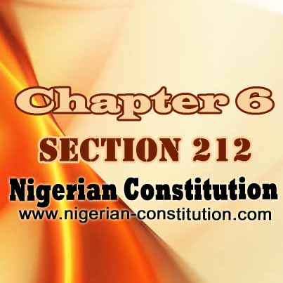 Chapter 6 Section 212