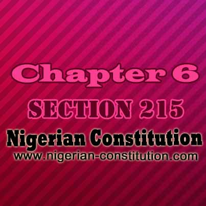 Chapter 6 Section 215