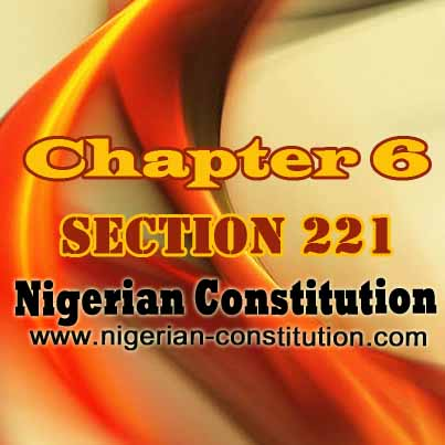 Chapter 6 Section 221