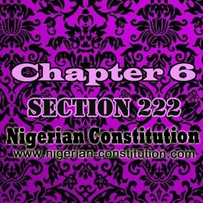 Chapter 6 Section 222