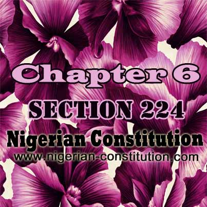 Chapter 6 Section 224