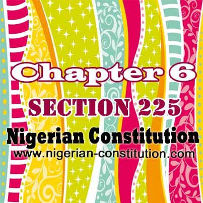 Chapter 6 Section 225