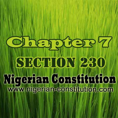 Chapter 7 Section 230