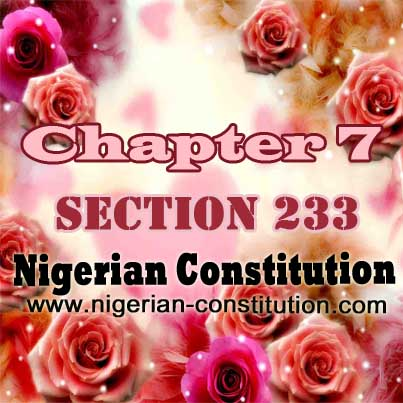 Chapter 7 Section 233