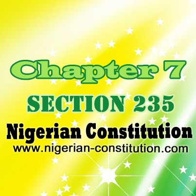 Chapter 7 Section 235
