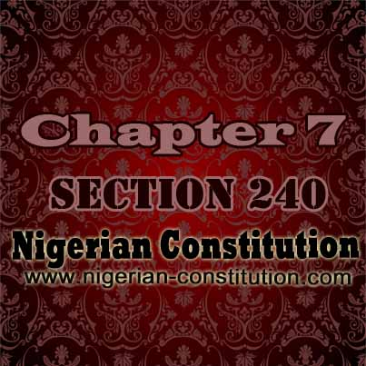 Chapter 7 Section 240