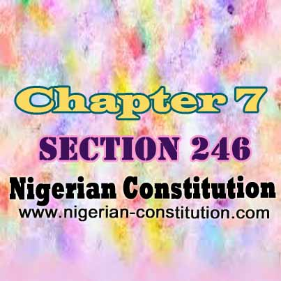 Chapter 7 Section 246