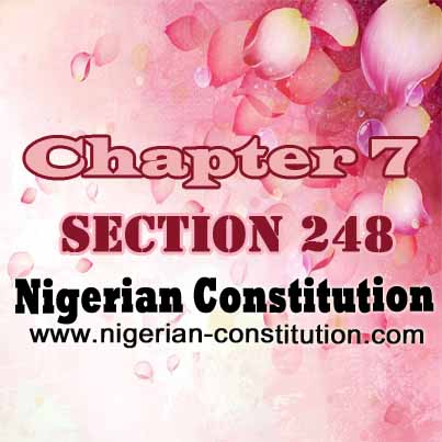 Chapter 7 Section 248