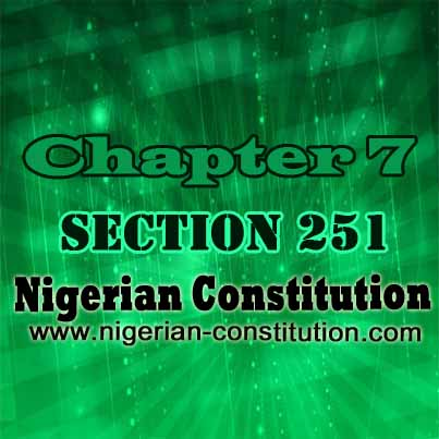 Chapter 7 Section 251