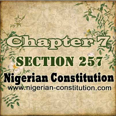 Chapter 7 Section 257