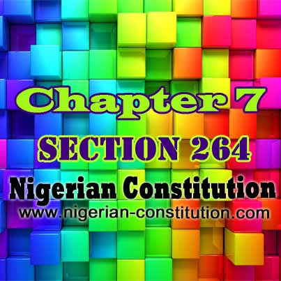 Chapter 7 Section 264